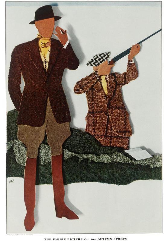Esquire-1934-Oktober-Jagttøj-Stiljournalen