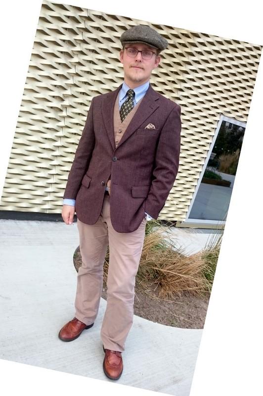 Jeppe-tweedjakke-beige-bukser-Stiljournalen