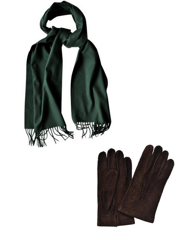 Kashmir-halstørklæde-handsker-mænd-Stiljournalen
