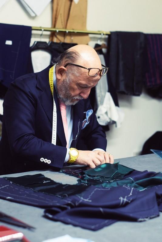 Skræddersyede jakkesæt Francesco_Guida_værksted_Stiljournalen_1