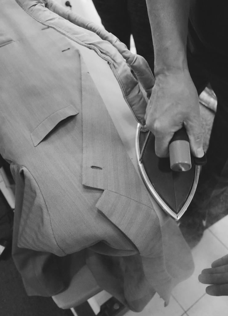 Jæger Rens håndpresning af_Torsten_Grunwald