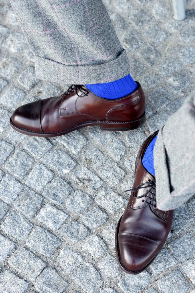 cordovan sko shoes fra Ludwig Reiter