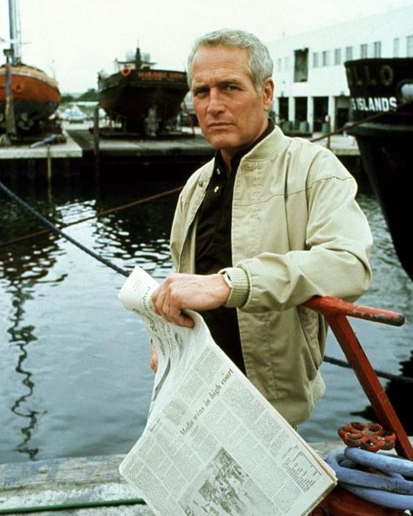 ABSENCE OF MALICE, Paul Newman, 1981, newspaper