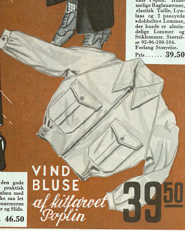 Vindjakke-1950-Daells-Varehus-Stiljournalen