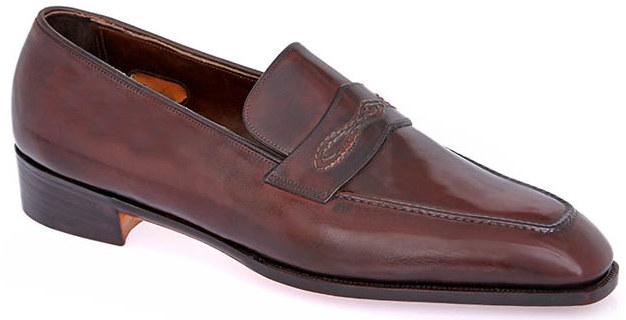 engelske håndsyede sko