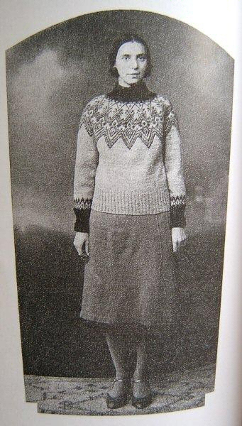 original islandsk sweater