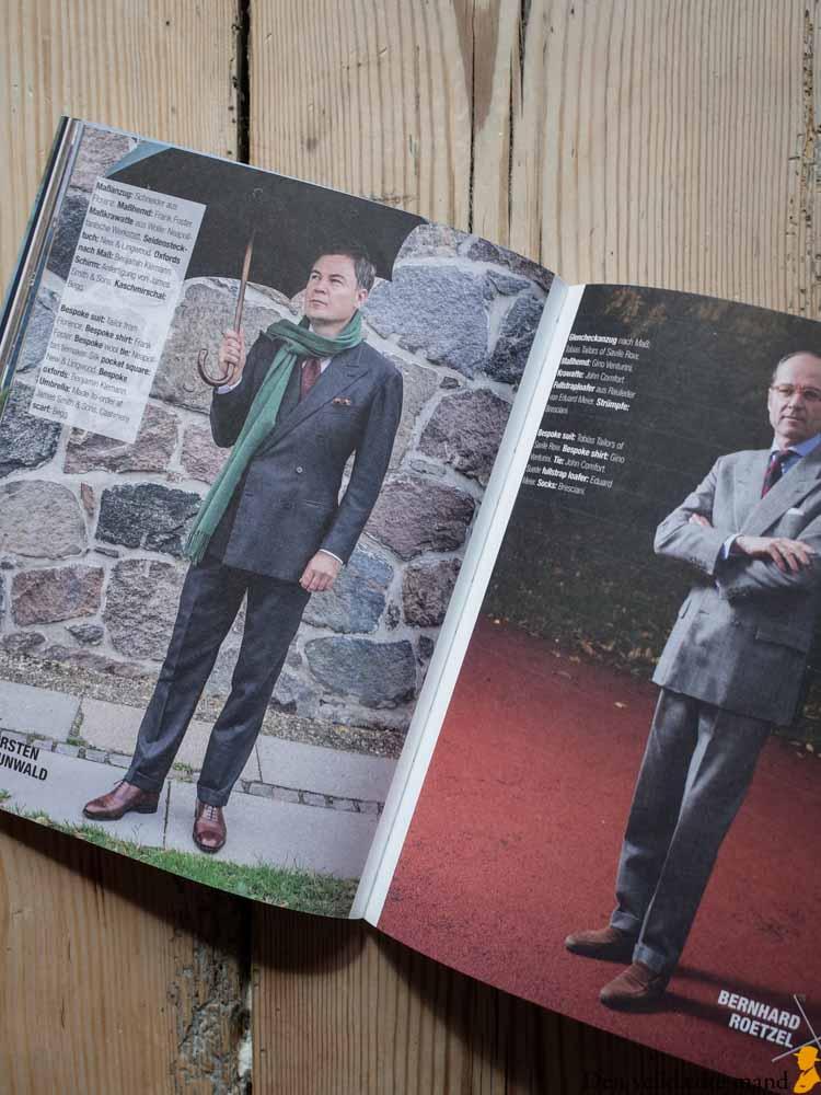 Bernhard Roetzel A Gentleman's Lookbook