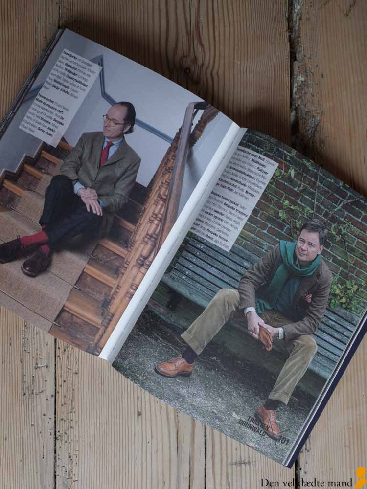 A Gentleman's Lookbook af Bernhard Roetzel