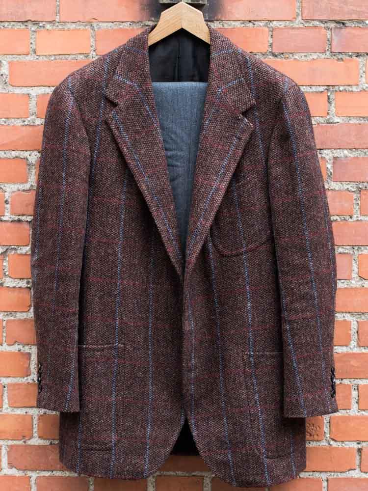 jakke med påsatte lommer a barchetta