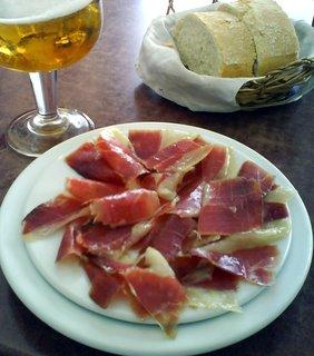 Jamon Iberico, den spanske skinke