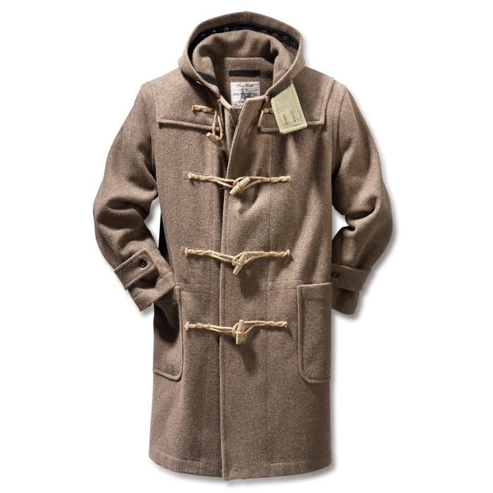 klassisk duffelcoat