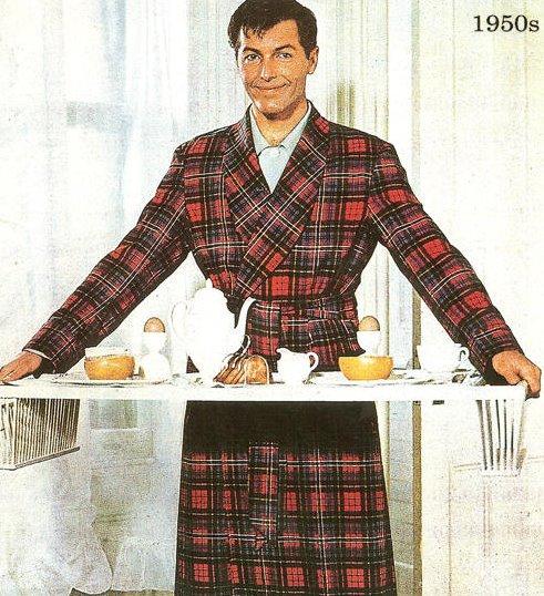 Cool Slåbrok til mænd - Den velklædte mand SM94