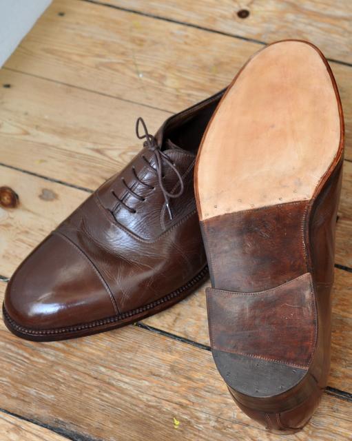 forsåling af sko