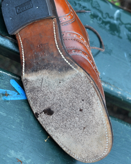 ac6e2477fc8 Hertz-sko - et par randsyede danske sko - Den velklædte mand
