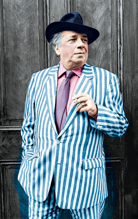 sprezzatura George Melly