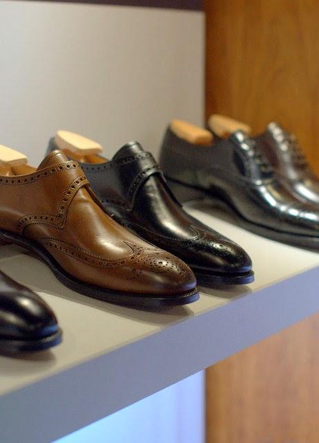 0d902ac3bfd De prisvenlige sko fra Barker og Cheaney - Den velklædte mand