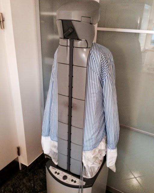 Damp skjorter