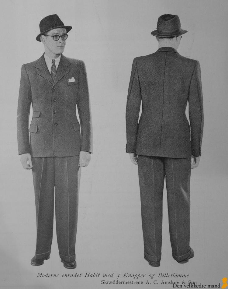 skræddersyet jakkesæt amskov