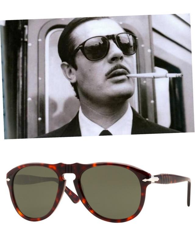 klassiske solbriller til mænd persol 649