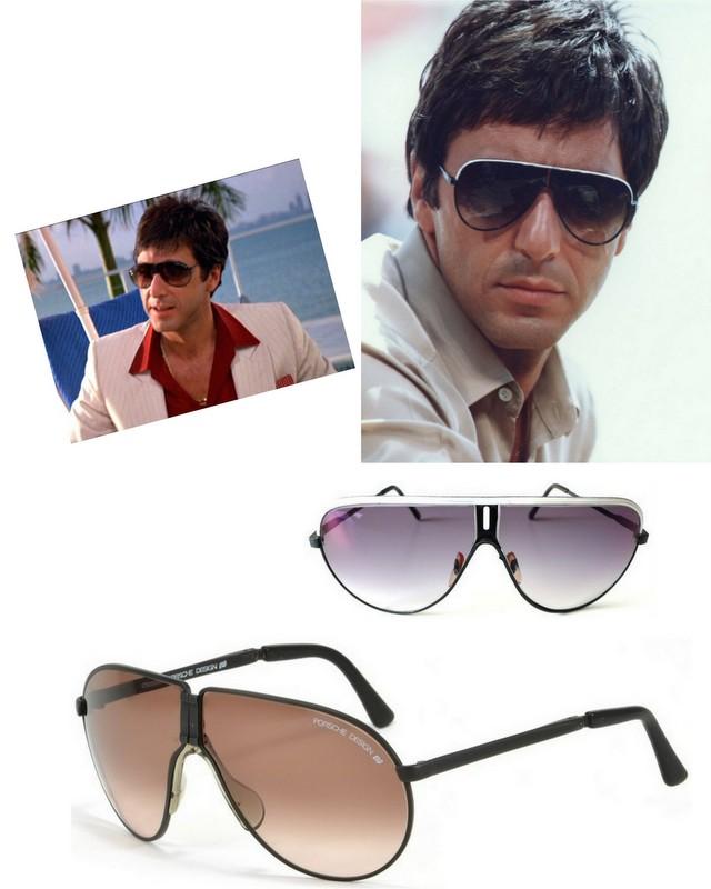 Porsche/Carrera 5622 klassiske solbriller til mænd