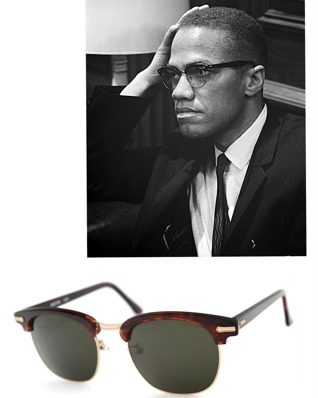 Shuron-Ronsir browline solbriller