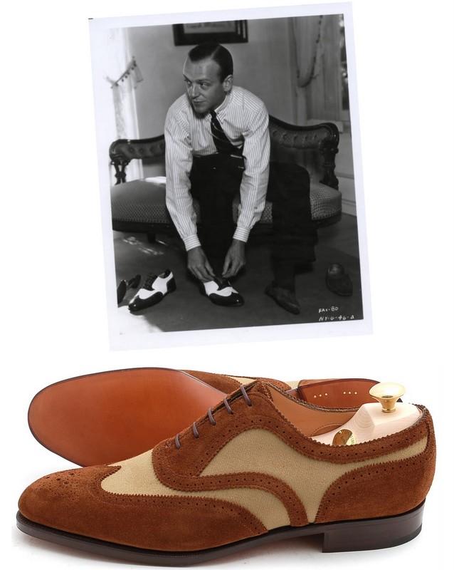 Tofarvede-sko-Fred-Astaire-Stiljournalen