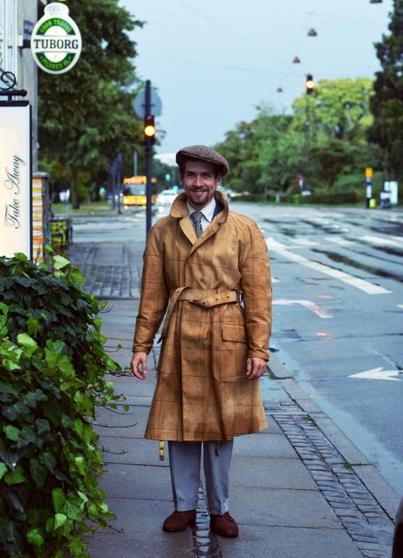 Jeppe-frakke