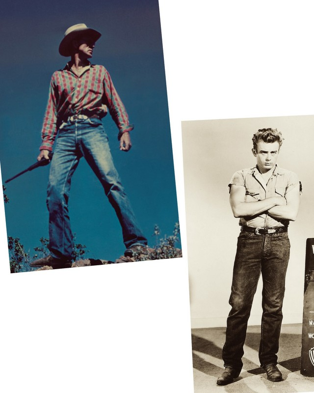 James-Dean-Cary-Cooper-Jeans-Stiljournalen