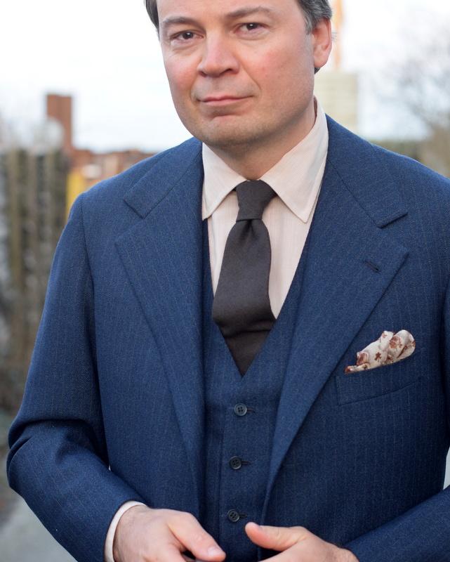 f5bd10f72054 Vest med jakkesæt og jakke - regler - Den velklædte mand