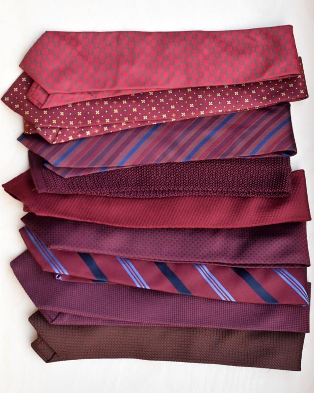 Vinrøde_slips_Stiljournalen