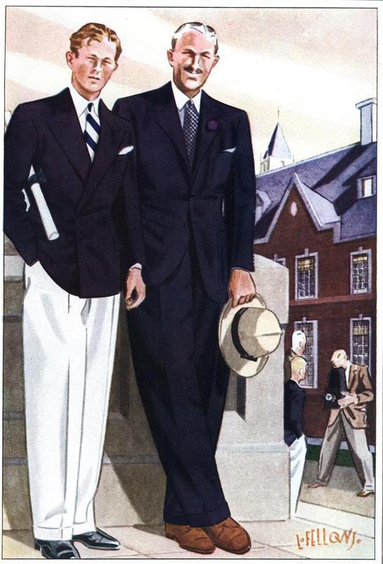 Første-jakkesæt-Esquire-1937-Juni-Stiljournalen