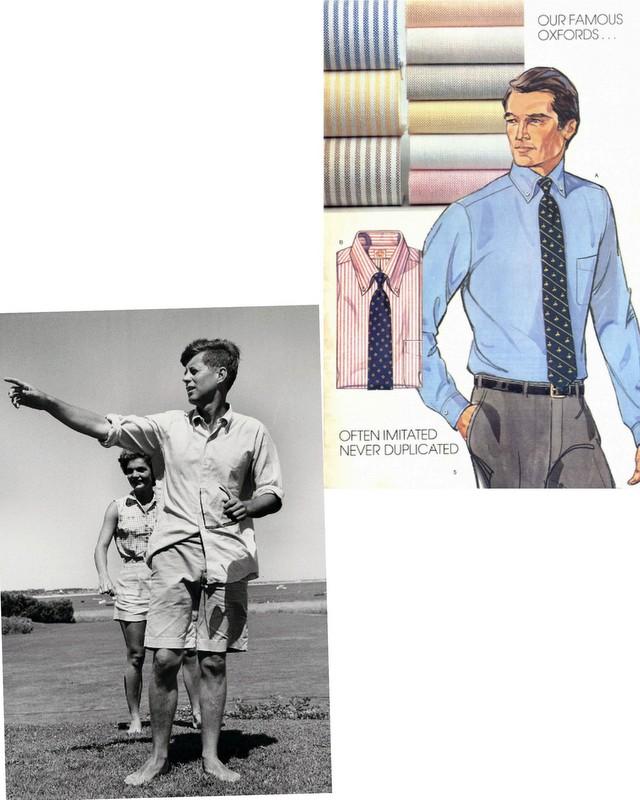 Klassisk-oxford-skjorte