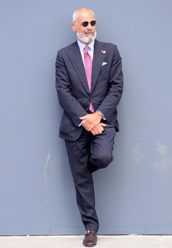 Mode til mænd i jakkesæt