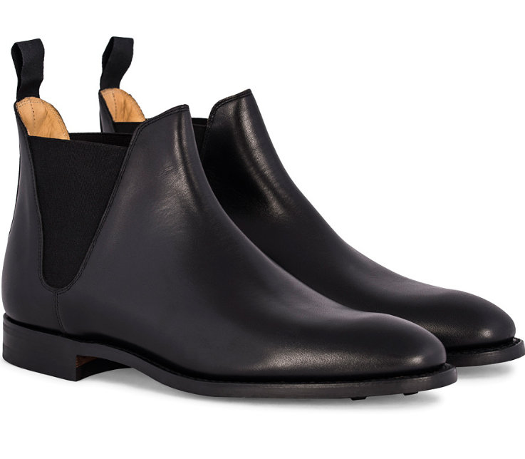 chelsea boots til jakkesaet