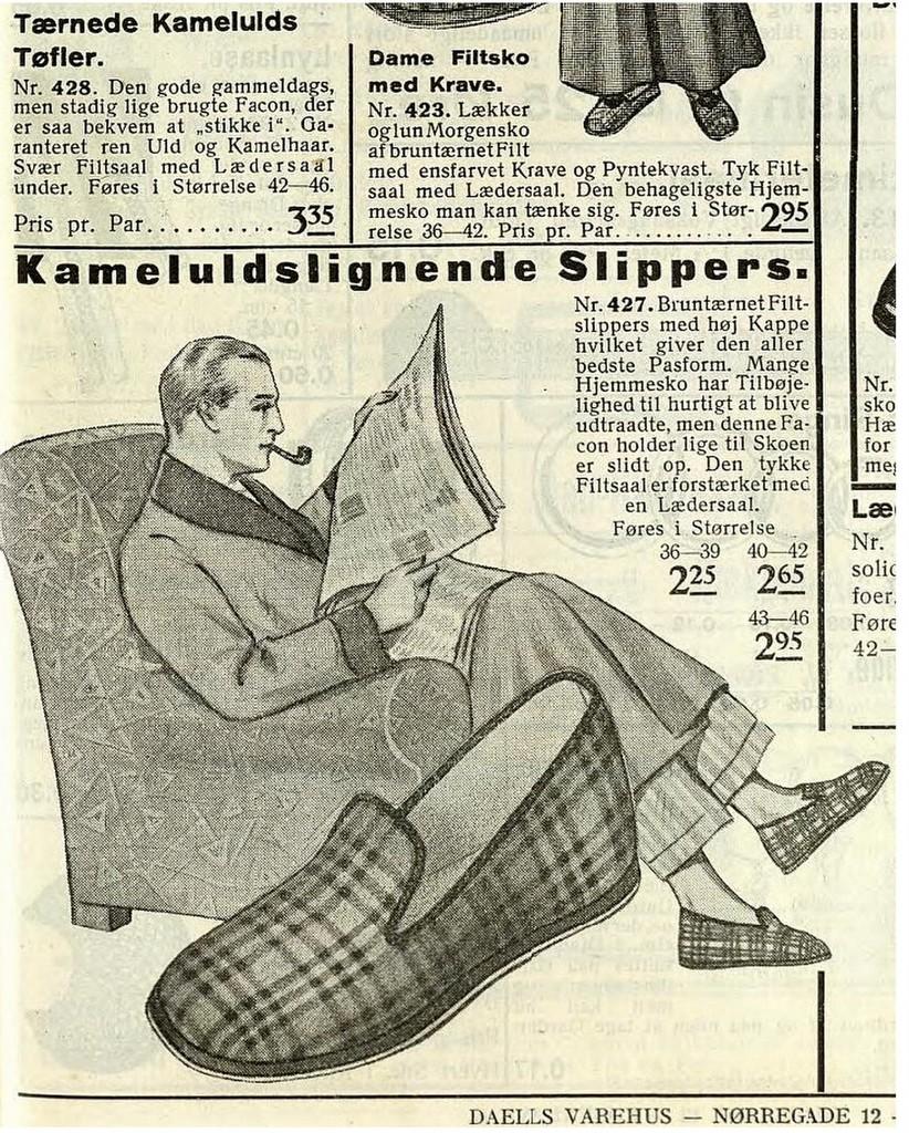 kameluldstoefler annonce fra 1930-erne af_torsten_grunwald