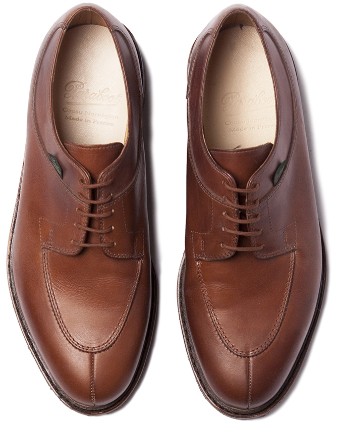 paraboot avignon brown