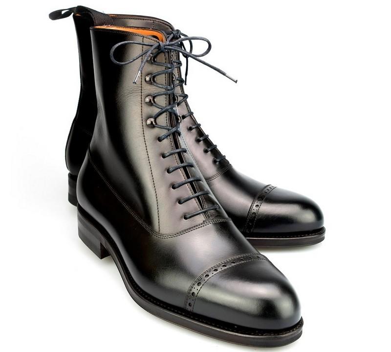 stoevler til jakkesaet boots oxford carmina