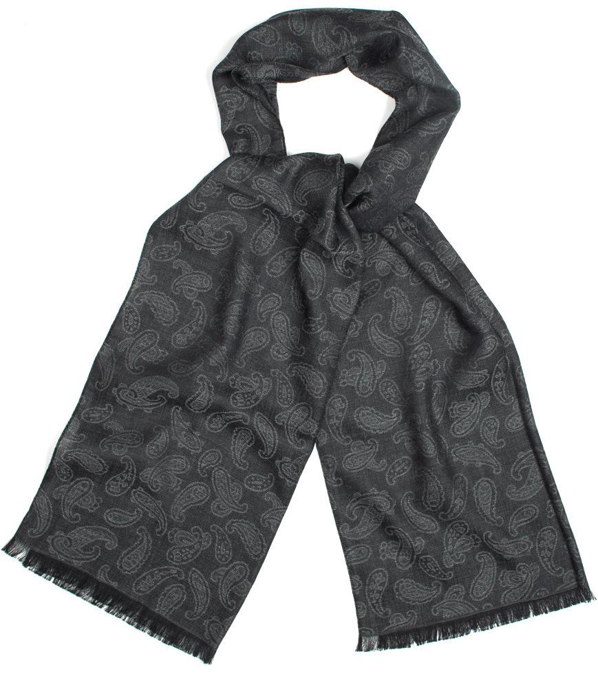 silke halstørklæde mænd