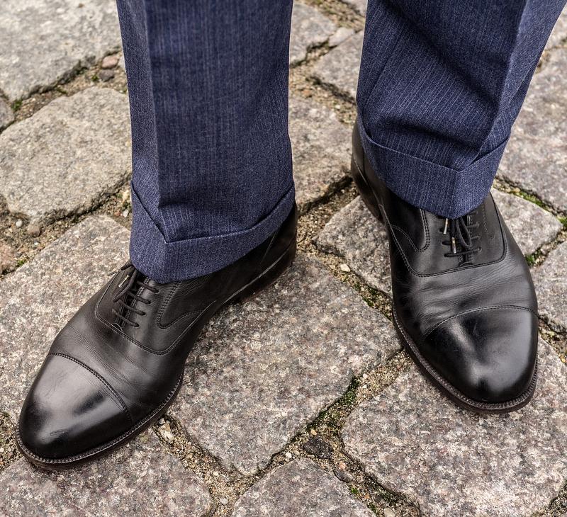 e45981cca627 Business-sko til mænd - en guide - Den velklædte mand