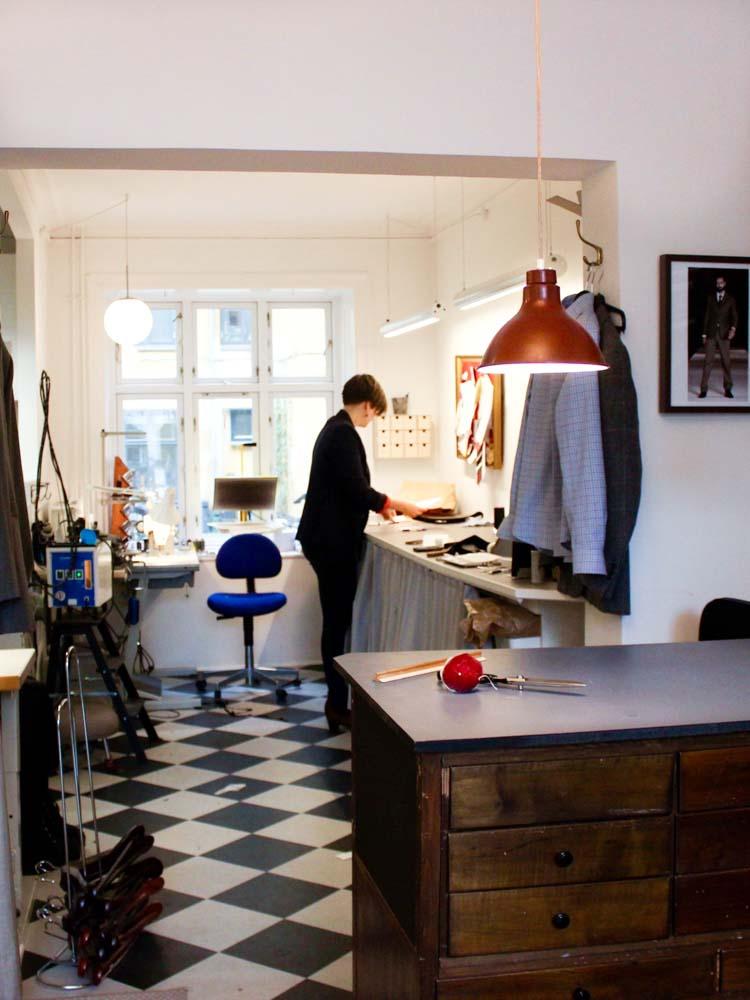 herreskrædder i København Karina mott