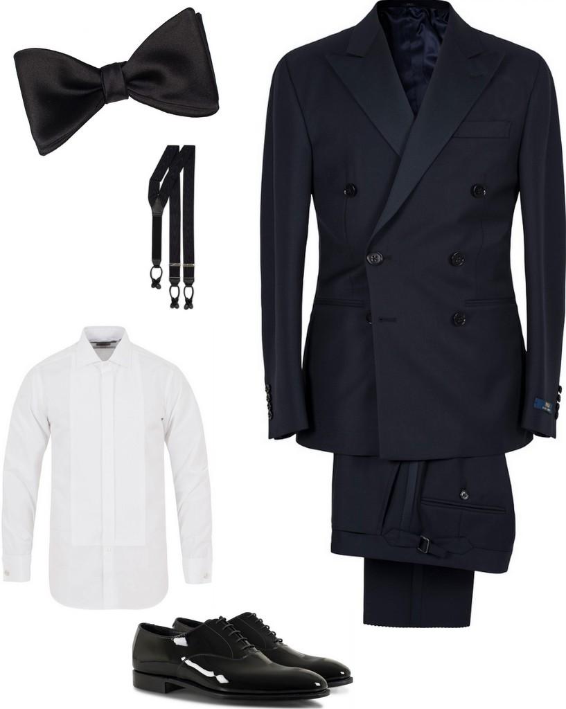 smoking tøj til bryllup