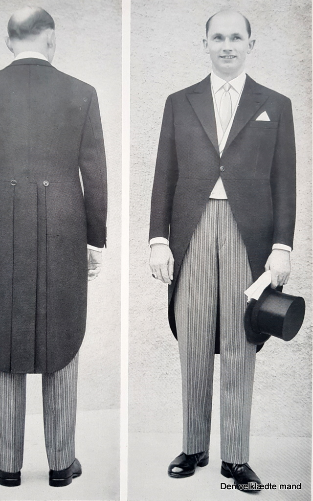 dresscode bryllup jaket