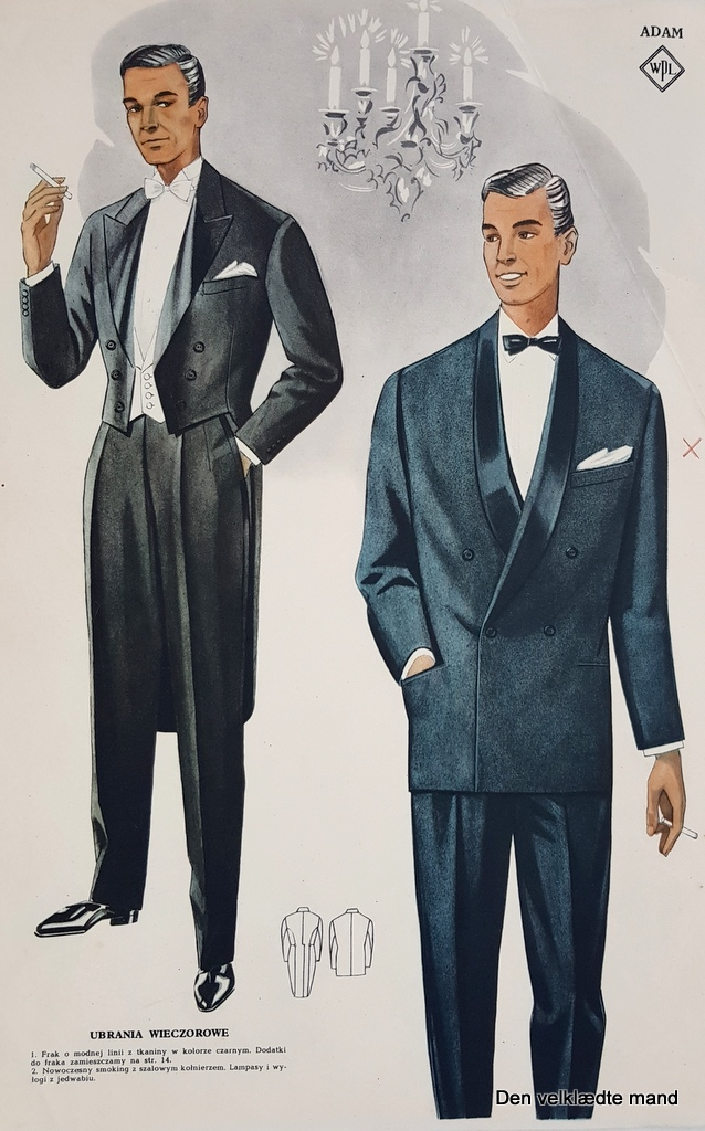 af174fdc9148 Dresscode for mænd til bryllup og anden fest - Den velklædte mand