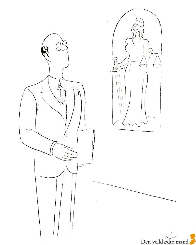 tøj jurister hakon stangerup