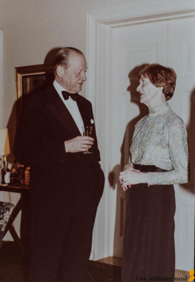 skrædder alfred alm holder jubilæum i 1978
