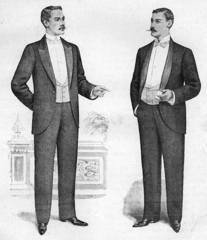 oprindelig tuxedo