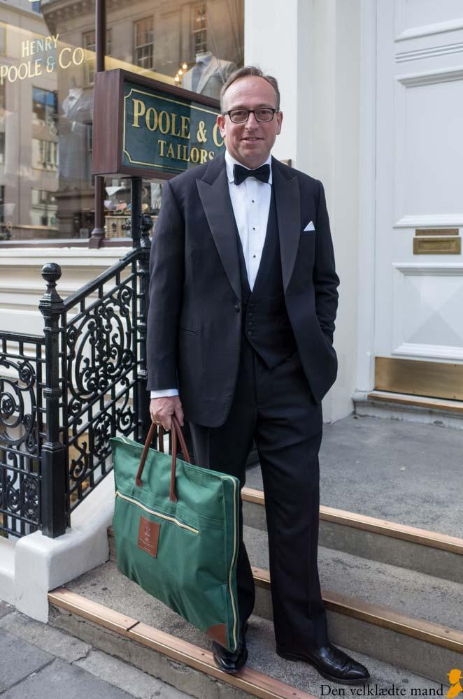 cfa8c3b7 Alt om smoking og tuxedo til mænd - Den velklædte mand