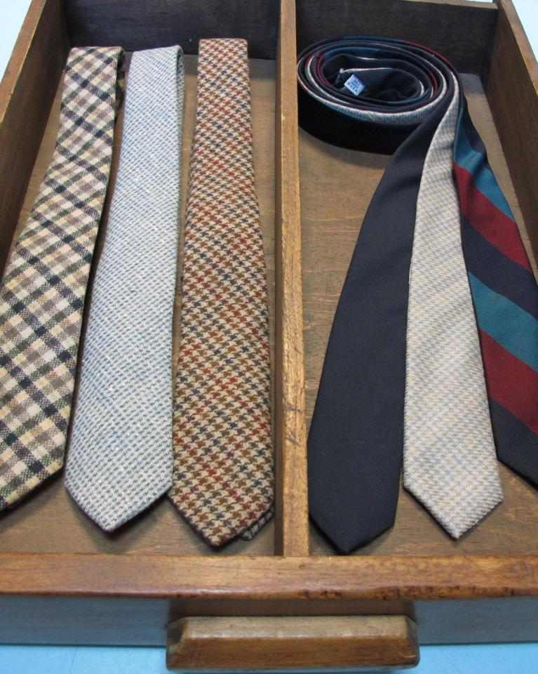 opbevaring af slips