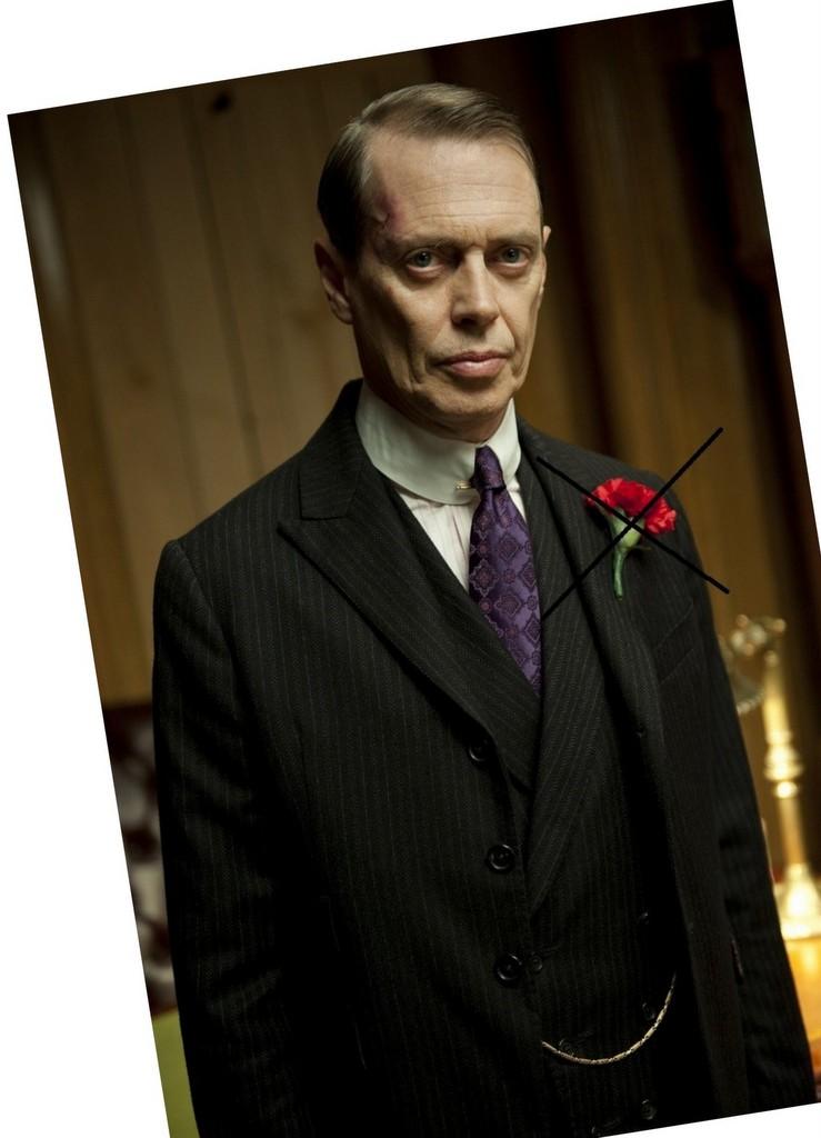 cd94e2d03a8e Enoch Johnson fra dramaserien Boardwalk Empire på HBO går nok i klassisk  tøj