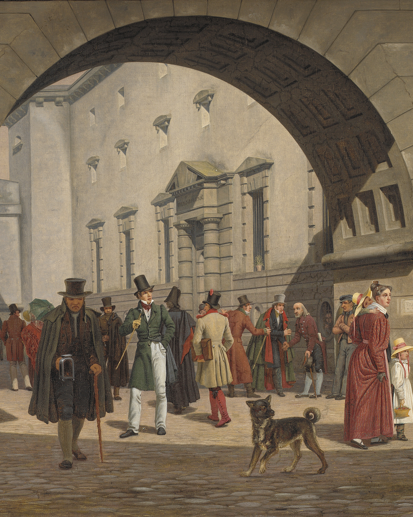 danske guldaldermalerier